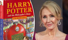 Rare 1st edition Harry Potter book given JK Rowling's friend for £40,000    Books   Entertainment   Express.co.uk